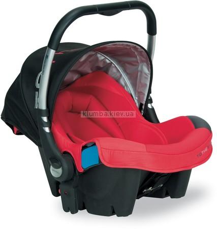 Детское автокресло Casualplay Baby Zero Plus