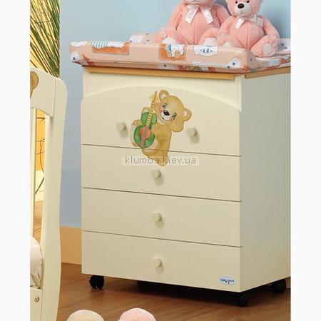Детский комод Baby Italia Doremi