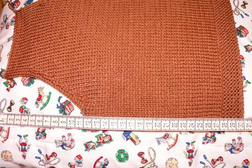 Вязание реглана на спицах