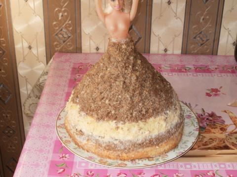 торт Кукла Барби, Кулинарные рецепты.