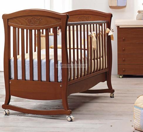 Детская кроватка Bambolina Principessa classic