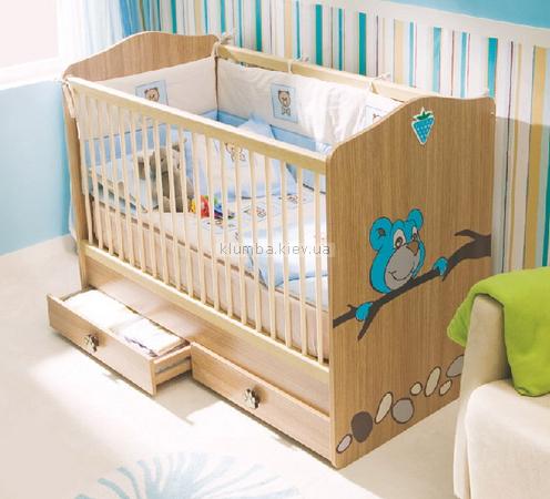 детские кроватки: