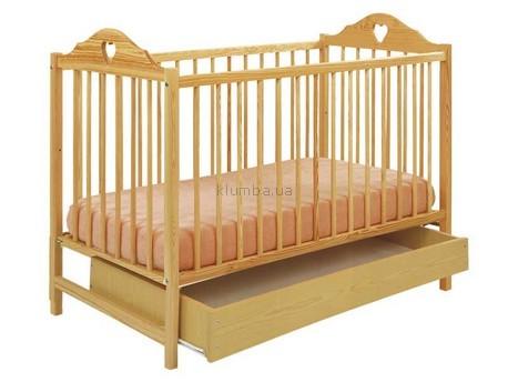 Детская кроватка Drewex Justyna