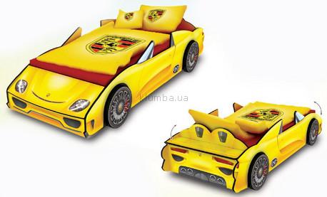 Детская кроватка KDM Porshe Spyder Consept car