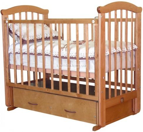 Детская кроватка Красная Звезда Ирина С625