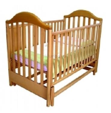 Детская кроватка Лелека Марта