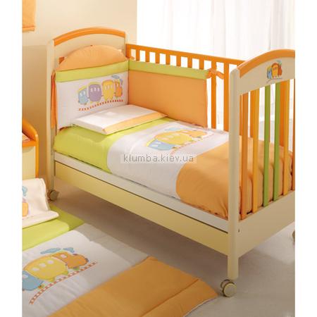 Детская кроватка MIBB Trenino