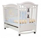 Детская кроватка MyBaby Glamur Cradle