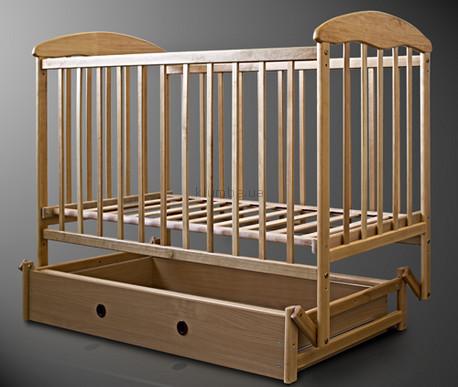 Детская кроватка Наталка Маятник