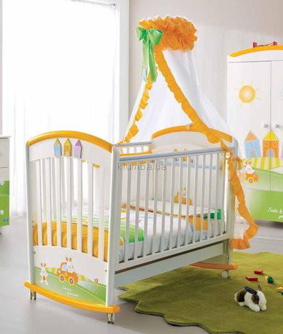 Детская кроватка Pali Trottolino