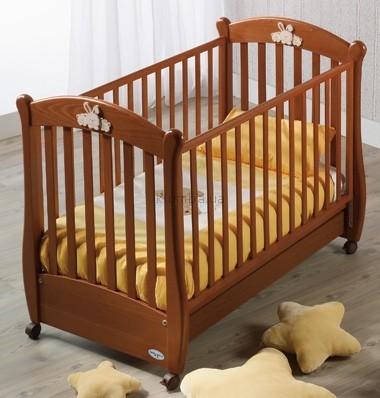 Детская кроватка Ruggeri Rosa