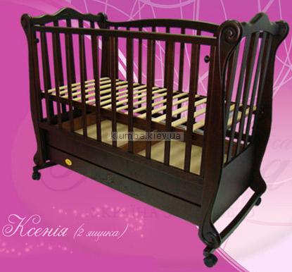 Детская кроватка Трия Ксения