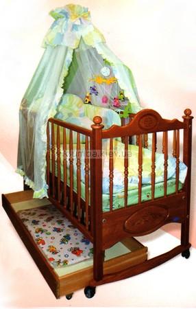 Детская кроватка Веселка Настуся