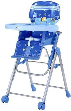Детский стульчик для кормления Brevi Big