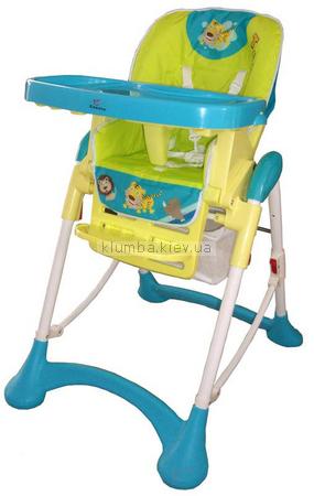 Детский стульчик для кормления Casato Jolly