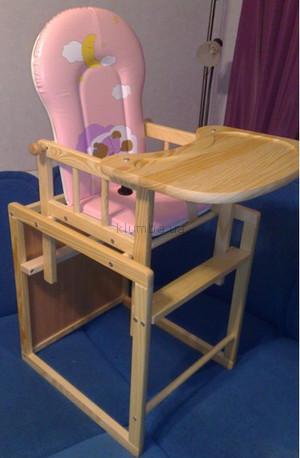 Детский стульчик для кормления Darian 11Rх2 (сосна)