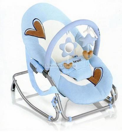 Детское кресло-качеля Brevi Guarda Come Dondolo