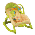 Детское кресло-качеля Fisher Price Лягушонок (t2518)