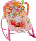 Детское кресло-качеля Fisher Price Растем вместе Банни Y8184