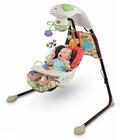 Детское кресло-качеля Fisher Price Зоопарк (1179)