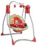 Детское кресло-качеля Graco Lovin hug