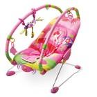 Детское кресло-качеля Tiny Love Маленькая принцесса (Tiny Princess Gymini Bouncer)