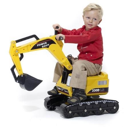 Детская машинка Falk Экскаватор (100)