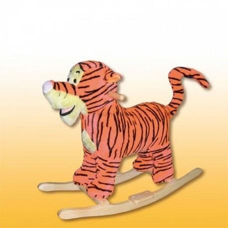 Детская машинка Heitmann Felle Качалка Тигр