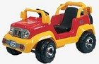 Детская машинка Pilsan Red Monster