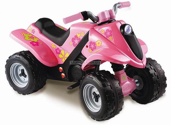 Детская машинка Smoby Quad Fille