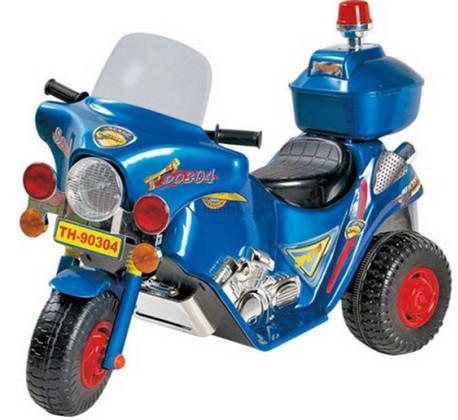 Детская машинка Toyhouse Мотоцикл Bullet