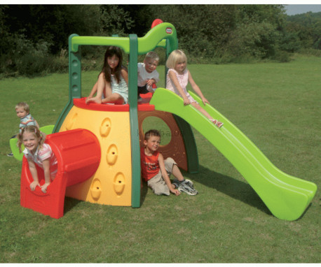 Детская площадка Little Tikes Супергорка