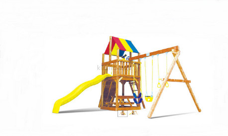 Детская площадка Rainbow Домик на дереве