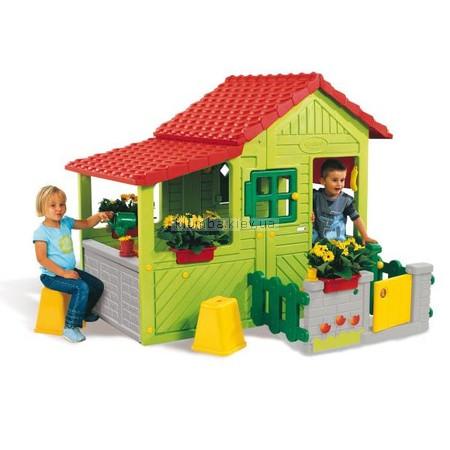 Детская площадка Smoby Домик для юных садовников