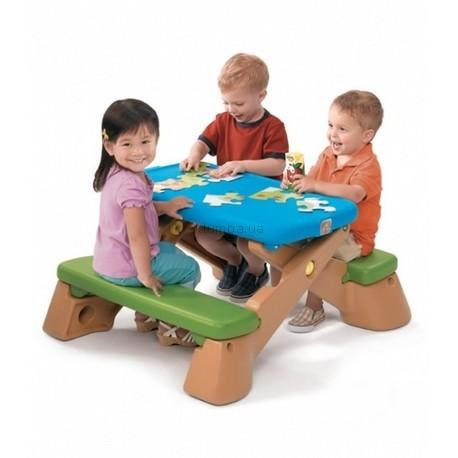 Детская площадка Step2 Стол для пикника  складной