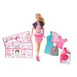 Детская игрушка Barbie Набор Barbie Студия дизайна одежды BDB32