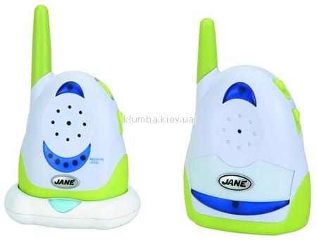 Детская радио/видео-няня Jane Baby Monitor Rechargeable