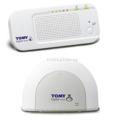 Детская радио/видео-няня Tomy Digital Monitor SR200