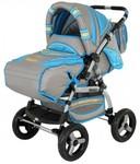 Детская коляска Adamex Galaxy Pro