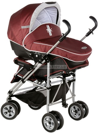 Детская коляска Baby Relax BR5 Trio