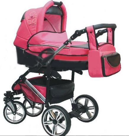 Детская коляска Camarelo Q12 Exclusive