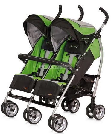 Детская коляска easyGO Duo Comfort