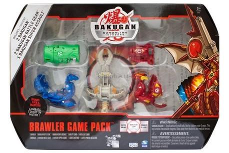 Детская игрушка Bakugan Набор  Gundalian  Invaders Brawler Game Pack