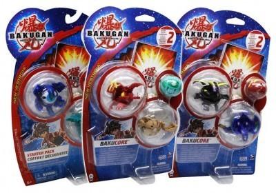 Детская игрушка Bakugan Набор Starter Pack