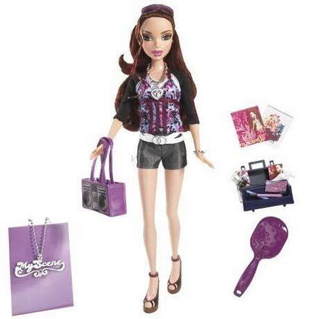 Детская игрушка Barbie Челси, Стиль города