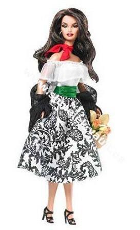 Детская игрушка Barbie Итальянка серии Куклы стран мира