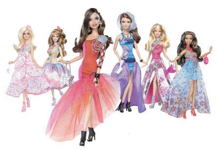 Детская игрушка Barbie Модница Церемония Оскар