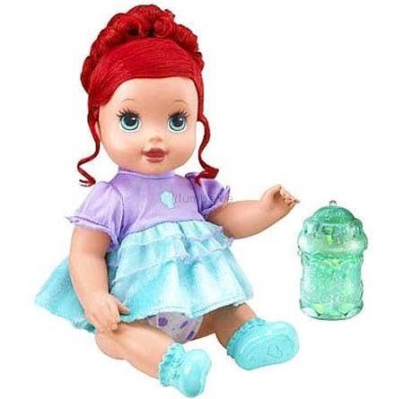 Детская игрушка Barbie Прекрасное дитя серии Принцессы Диснея