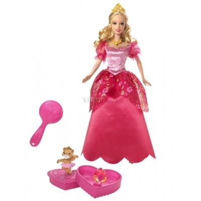 Детская игрушка Barbie Принцесса Женевьева