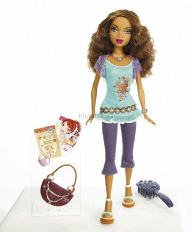 Детская игрушка Barbie Вестли, Кафе-шик